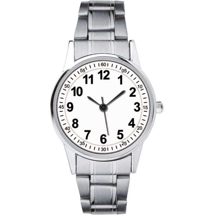 LADY PRINTABLE ANALOG WATCH
