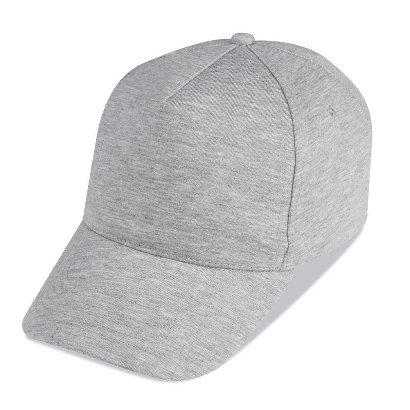 5 PANELS JERSEY GOLF CAP