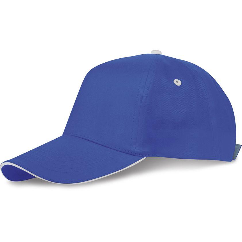 5 PANELS SANDWICH CAP