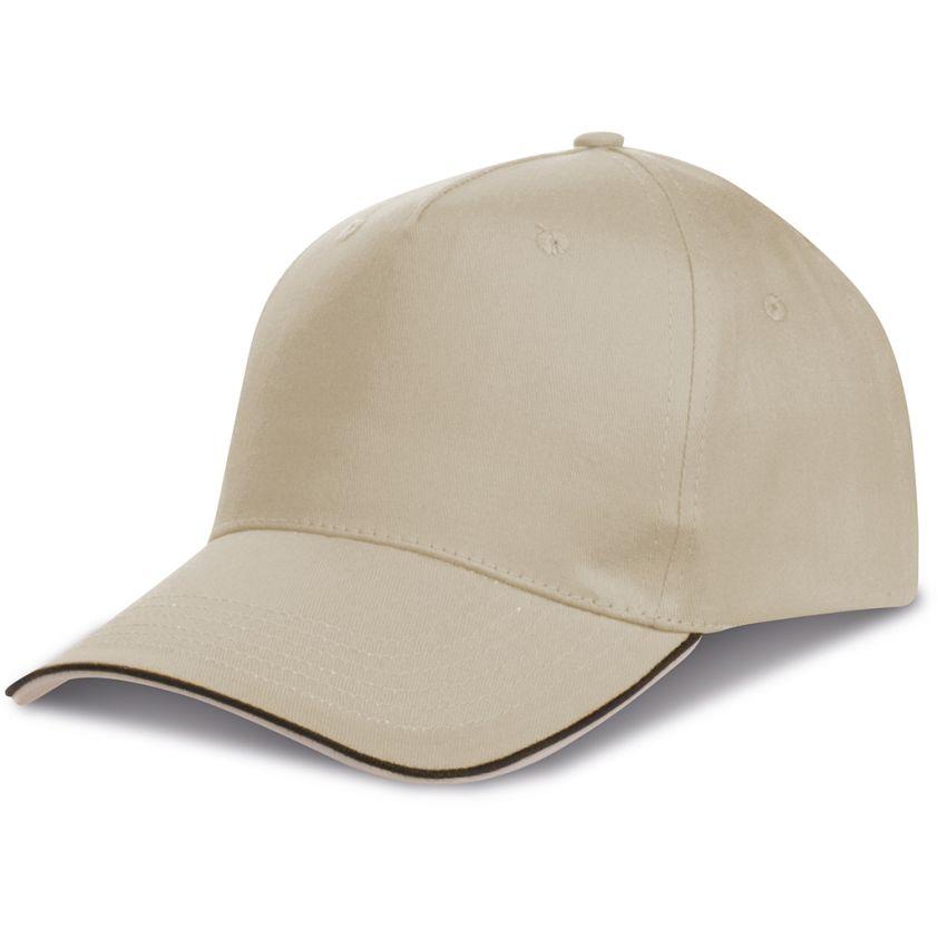 5 PANELS PIPING CAP