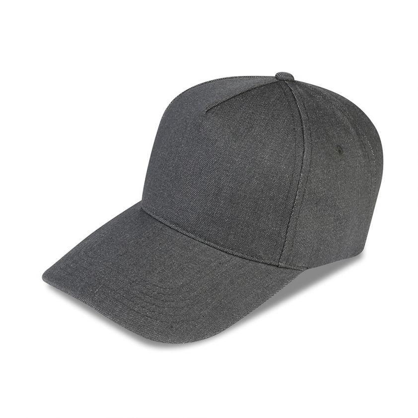 5 PANELS JEANS CAP