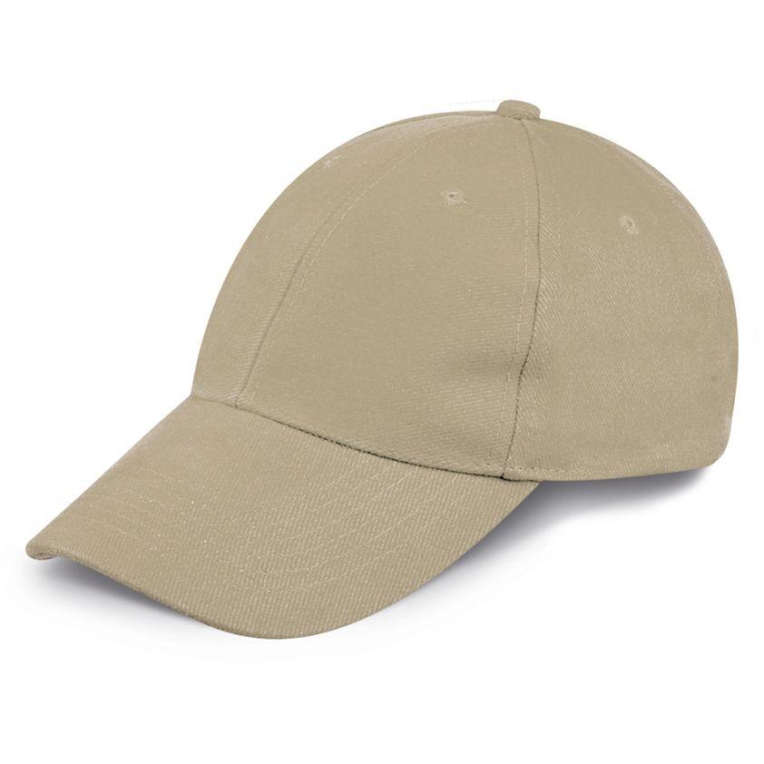 6 PANELS CAP
