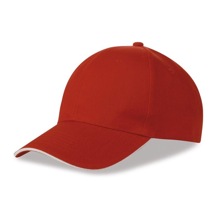 6 PANELS SANDWICH CAP