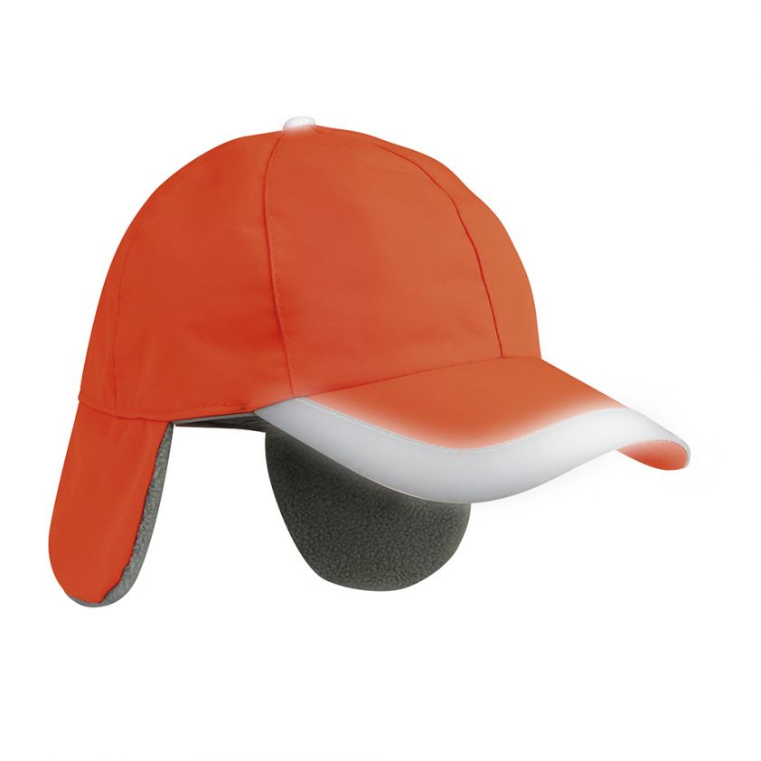 6 PANELS WINTER CAP