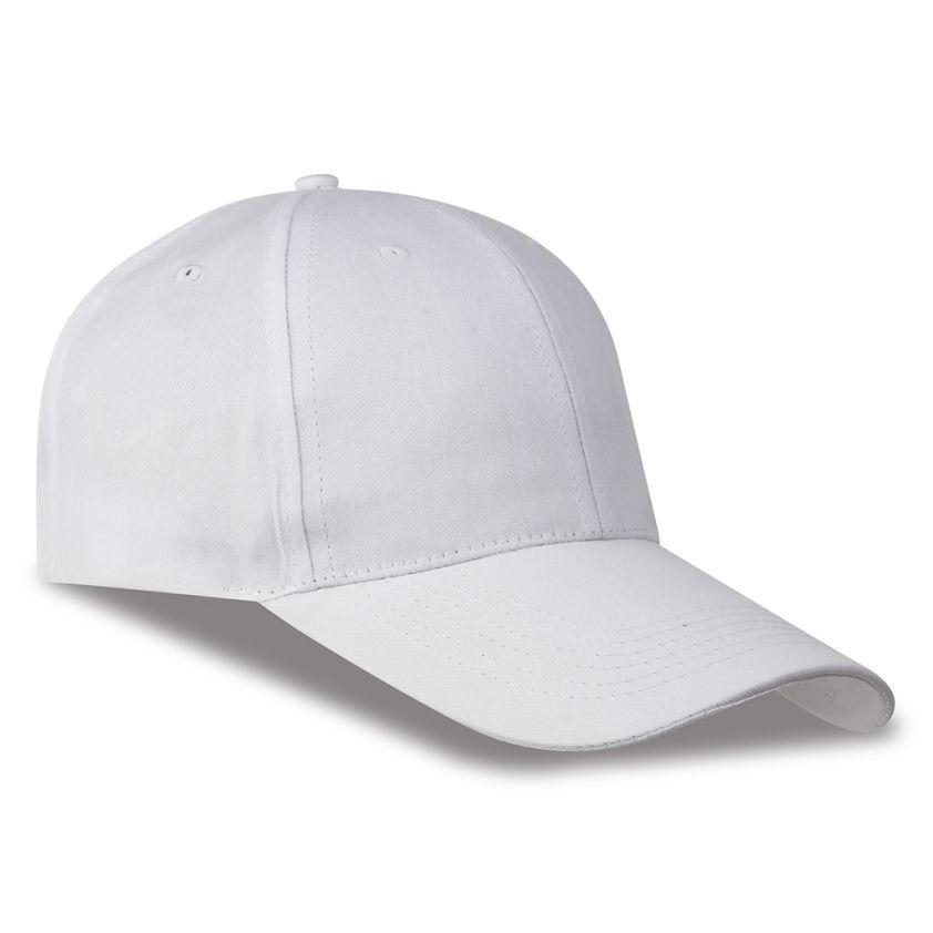 6 PANELS CAP WITH LONG VISOR