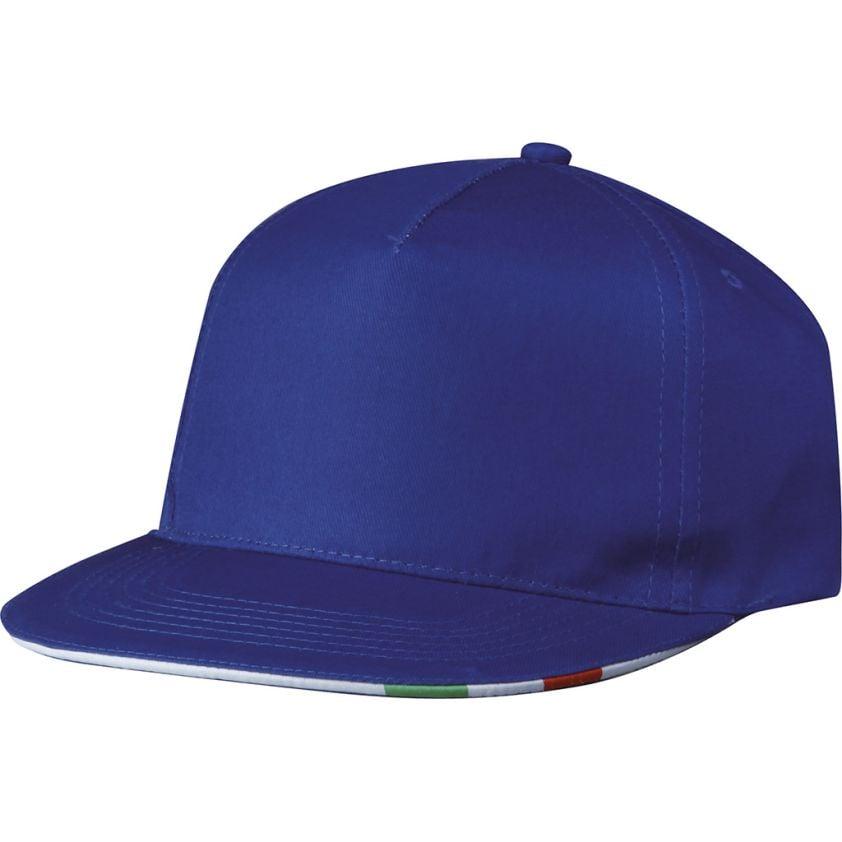 5 PANELS RAPPER SANDWICH CAP