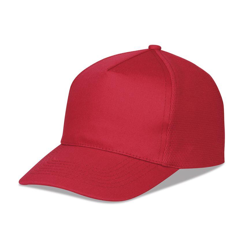 5 PANELS MESH CAP