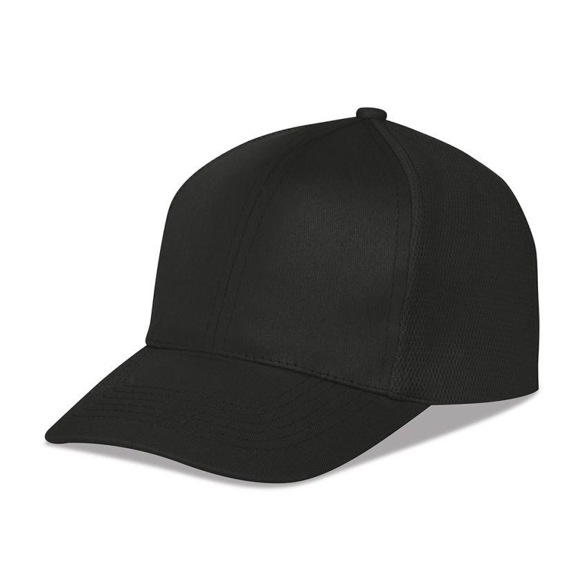 6 PANELS MESH CAP