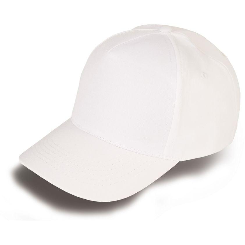 RPET 5 PANELS GOLF CAP