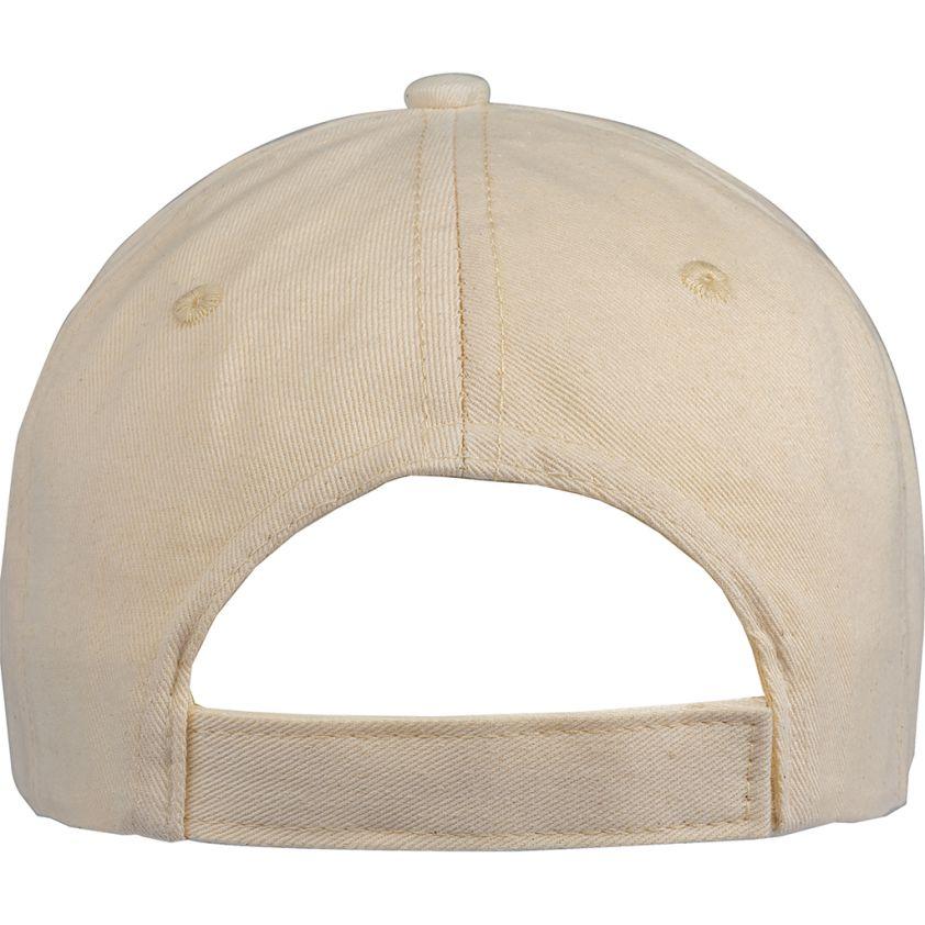 ORGANIC COTTON 5 PANELS GOLF CAP