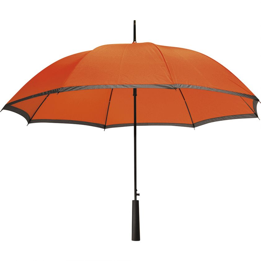 "AUTOMATIC UMBRELLA 23"" WITH SHOULDER POUCH"