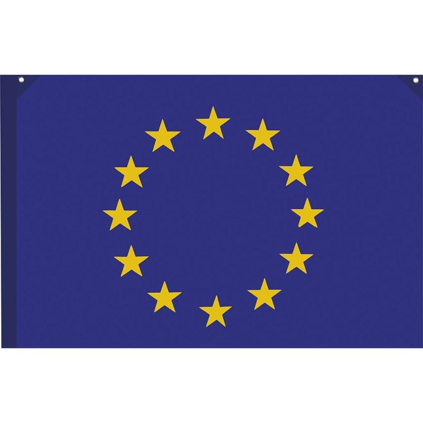 EUROPEAN FLAG cm 50x70