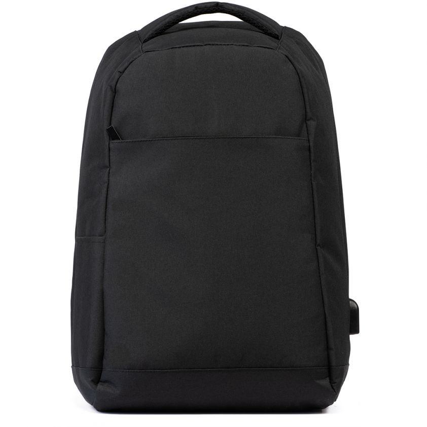 ANTI-THEFT RUCKSACK WITH USB CHARGE PORT
