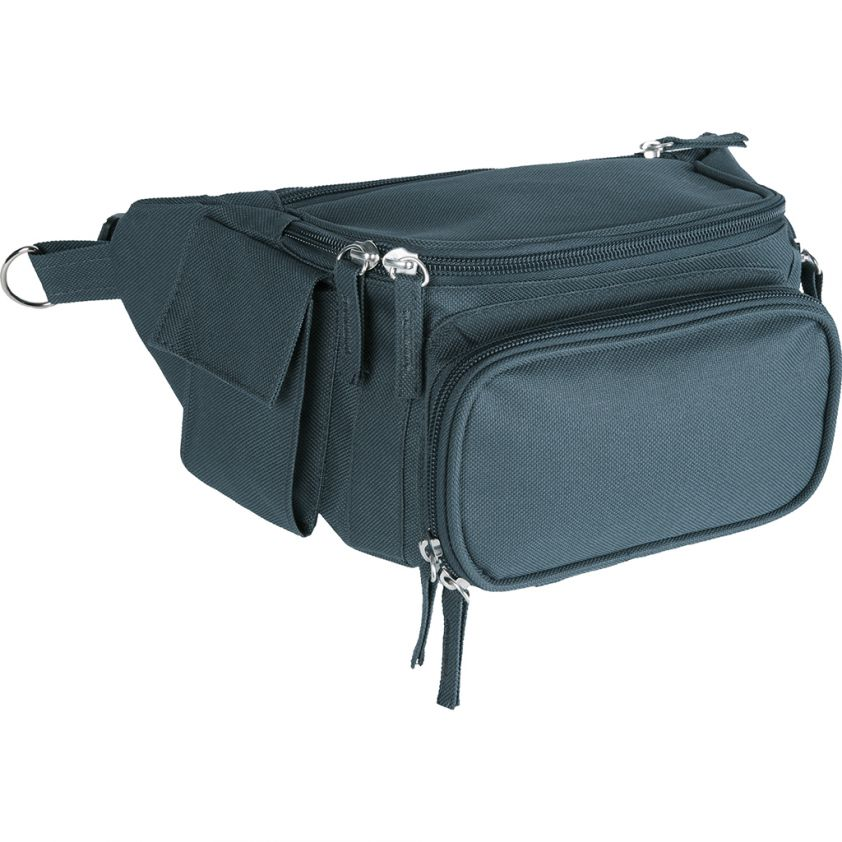 MULTIPOCKETS WAIST-BAG