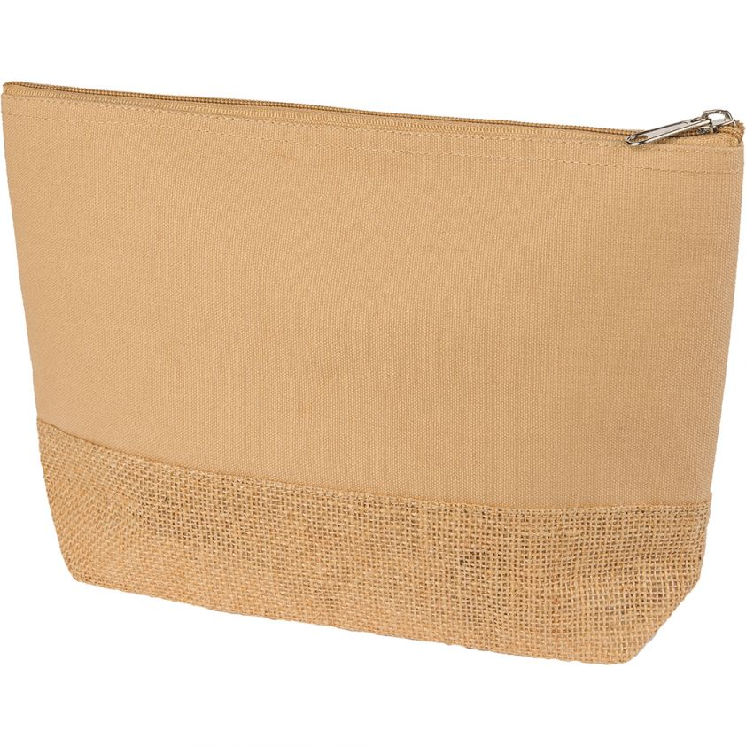 JUTE AND CANVAS COTTON CASE