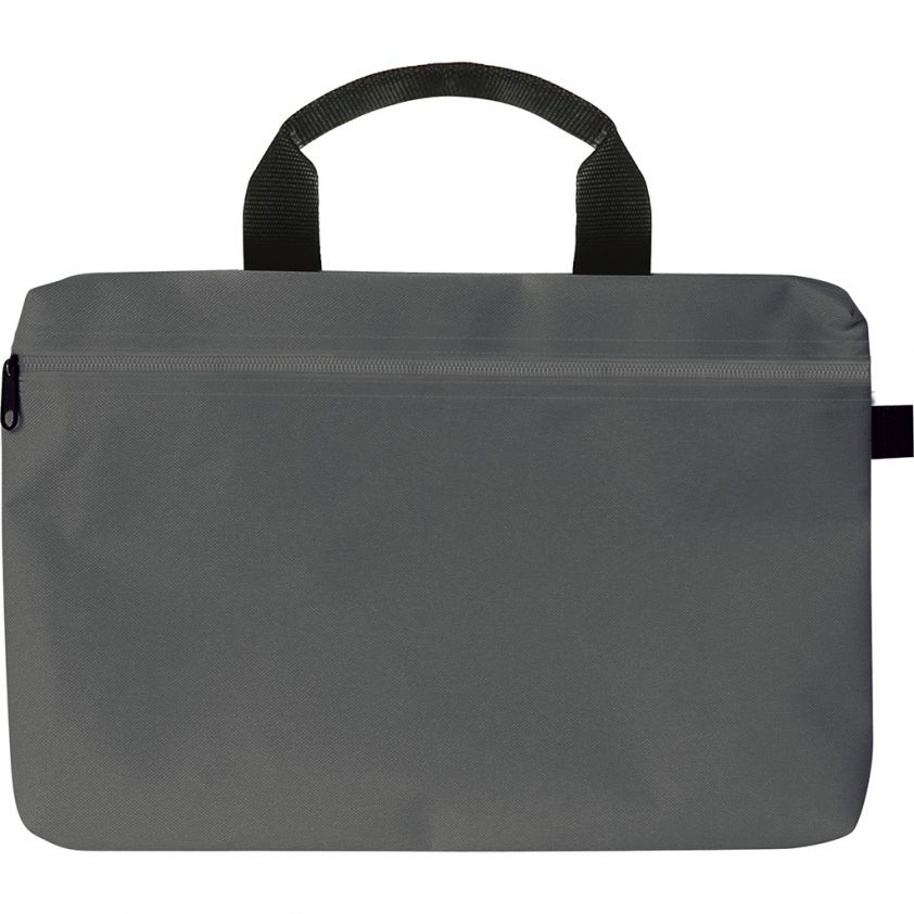 SAC PORTE DOCUMENTS EN POLYESTER