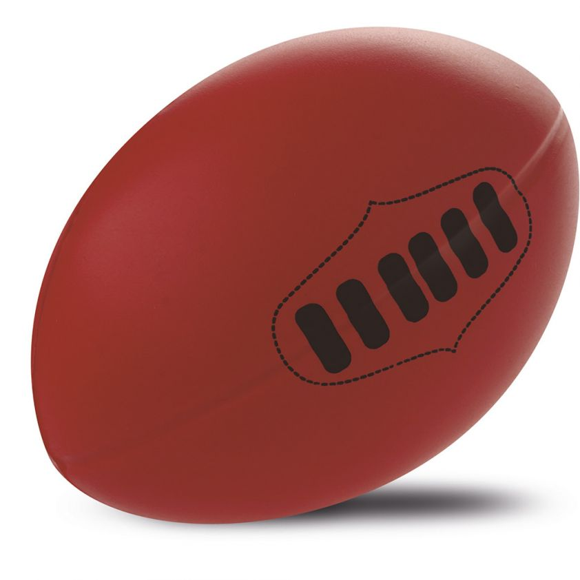ANTISTRESS RUGBY BALL