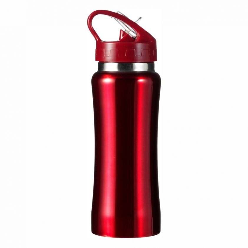 SPORTS WATER-BOTTLE IN STAINLESS 600 ml