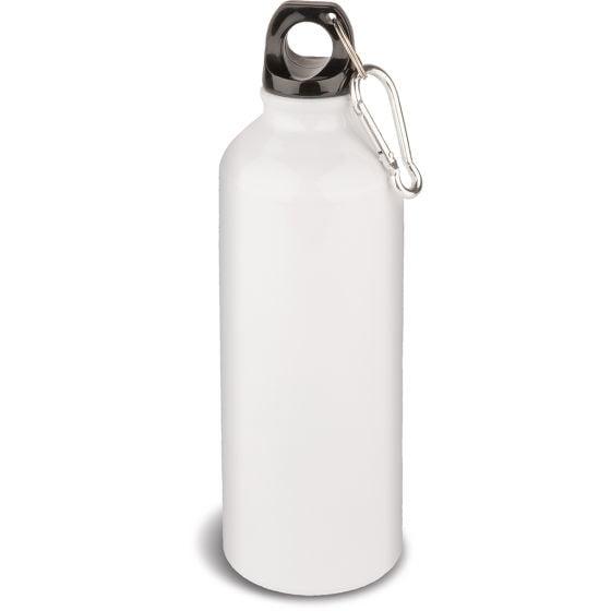 500 ML ALUMINIUM WHITE WATER-BOTTLE