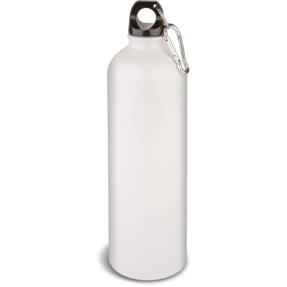 750 ML ALUMINIUM WHITE WATER-BOTTLE